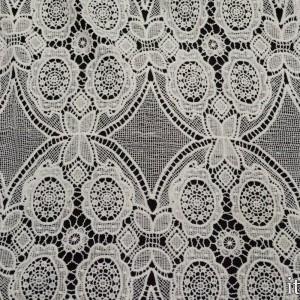Ткань Гипюр Кружево 5722