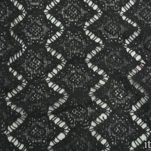 Гипюр стрейч, цвет серый (5766)