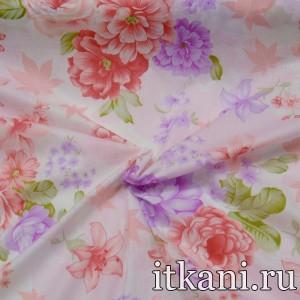 Ткань Хлопок принтованный 4157 цвет разноцветный