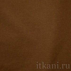 """Ткань Костюмная коричневого цвета """"Пат"""""""