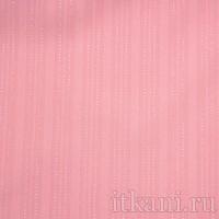 """Ткань Костюмная розовая """"Белл"""""""