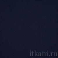 """Ткань Костюмная синяя """"Бёрджес"""""""