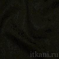 """Ткань Костюмная черная """"Жан"""""""