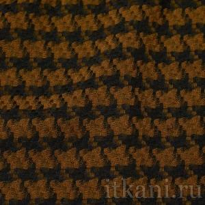 Ткань Костюмная, узор гусиная лапка (1251)