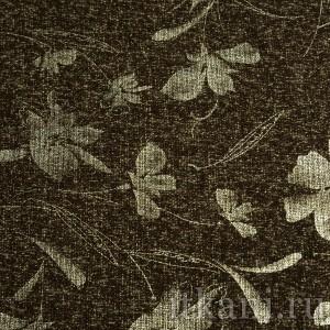 Ткань Твид, узор цветочный (1291)
