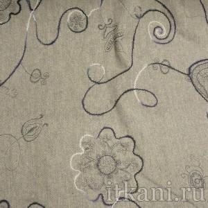 Ткань Твид, узор абстрактный (1325)