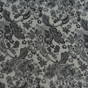 Ткань Жаккард, узор цветочный (1332)