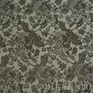 Ткань Жаккард, узор цветочный (1333)