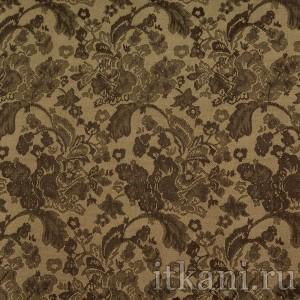 Ткань Жаккард, узор цветочный (1336)