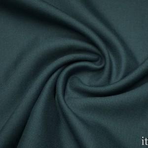 Ткань Шерсть Костюмная 5799 цвет бирюзовый