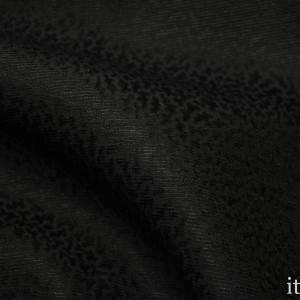Ткань Шерсть Костюмная 5830 цвет черный