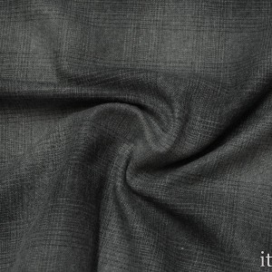 Ткань Шерсть Костюмная 5912 цвет серый