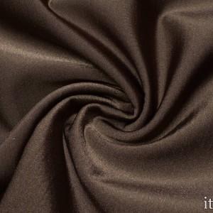 Ткань Шерсть Костюмная 5952 цвет коричневый