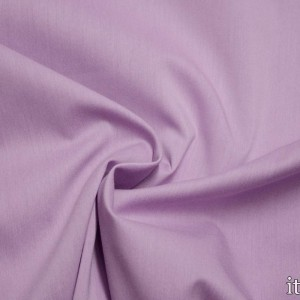 Ткань Хлопок Рубашечный 5976 цвет сиреневый