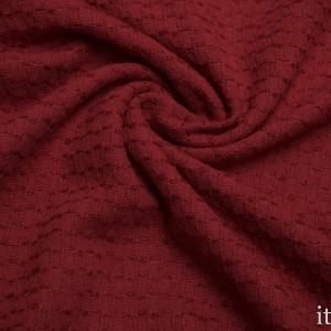 Ткань Хлопок Костюмный 6058 цвет красный