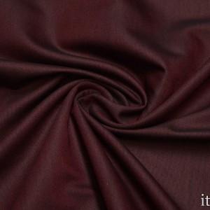 Ткань Хлопок Рубашечный, цвет бордовый (6097)