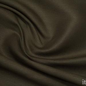 Ткань Хлопок Костюмный, цвет коричневый (6183)