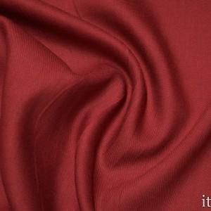 Ткань Вискоза Рубашечная, цвет красный (6239)