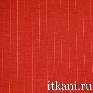 Ткань Лен, узор полоска (1709)