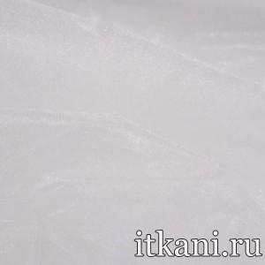 Ткань Органза, цвет белый (3461)