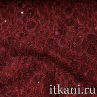 Ткань Кружево с пайетками