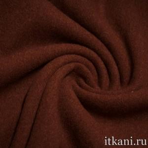Ткань Шерсть Пальтовая, цвет коричневый (5192)
