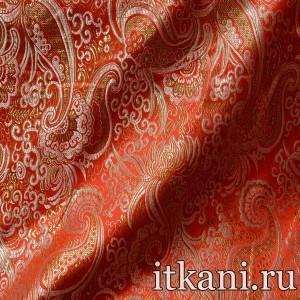 Ткань Парча, узор турецкий огурец (2942)