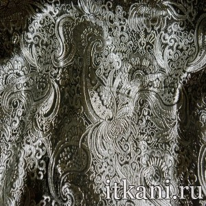 Ткань Парча, узор турецкий огурец (2955)