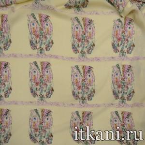 Ткань Шифон Набивной 4553