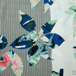 Ткань Плательная 7102 цвет разноцветный