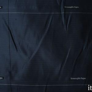 Ткань Подкладочная, цвет синий (7289)