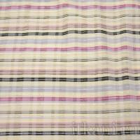 Ткань Рубашечная разноцветная полоска
