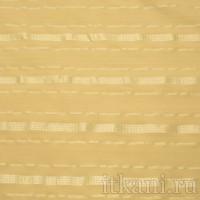 Ткань Рубашечная бежевая в полоску