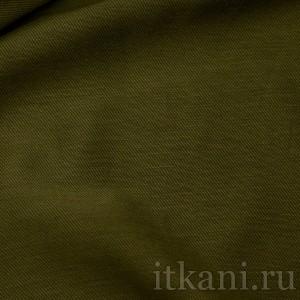 Ткань Рубашечная однотонная горчичная (0586)