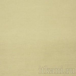 Ткань Лен цвета шампанского (0604)