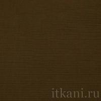 Ткань Костюмная однотонная в полоску горчичного цвета