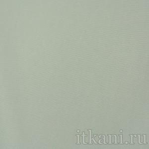 Ткань Костюмная однотонная голубая (0610)