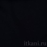 """Ткань Костюмная синяя однотонная """"Хаддерсфилд"""""""