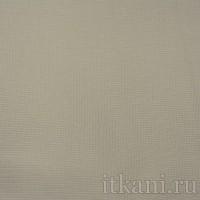 Ткань Костюмная серо-бежевого цвета