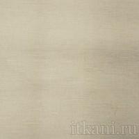 Ткань Костюмная льняного цвета