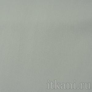 Ткань Костюмная серо-голубая