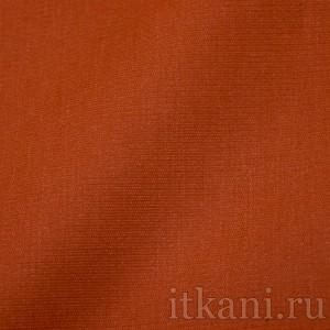 Ткань Костюмная оранжевая (0674)