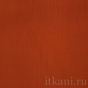 Ткань Костюмная ярко-оранжевого цвета (0680)