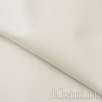Ткань Костюмная белая в крапинку