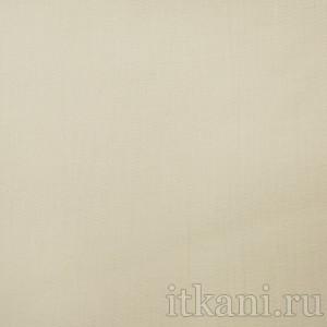"""Ткань Костюмная цвета слоновой кости """"Дорсет"""" (0691)"""