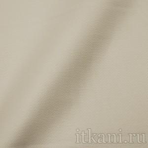 """Ткань Костюмная цвета слоновой кости """"Ланкашир"""""""