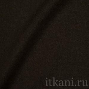 """Ткань Костюмная коричневая """"Уокинг"""", цвет коричневый (0715)"""
