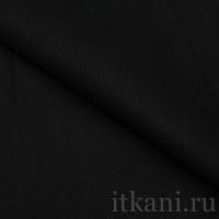 """Ткань Костюмная черная """"Брихин"""""""