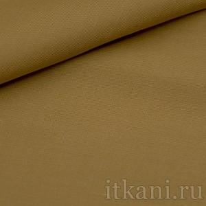 """Ткань Костюмная коричневая """"Данблейн"""""""
