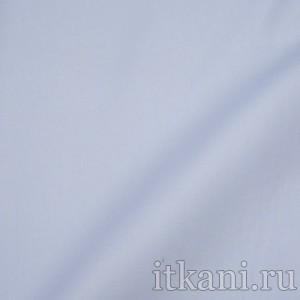 Ткань рубашечная нежно-голубая (0788)